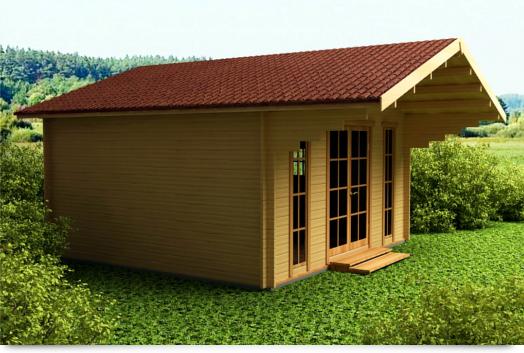 Комплекты для строительства домиков