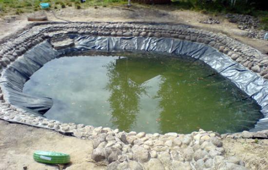 Необходима гидроизоляция
