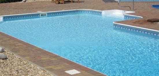 Применение пленок для бассейнов