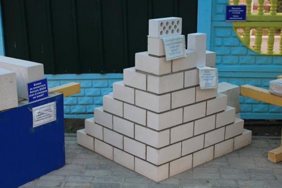 Сколько надо блоков на дом