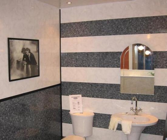 Панели для ванной
