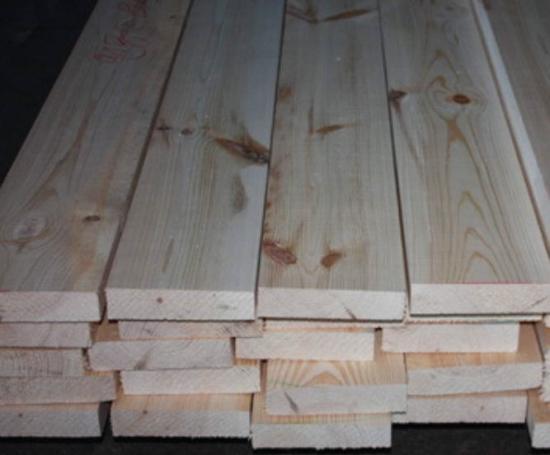 цена зависит от породы дерева