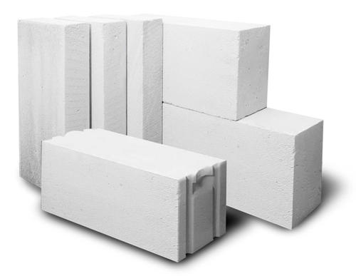 Пазогребневые пенобетонные блоки 2