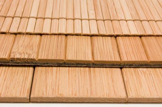 Виды обоев из бамбука