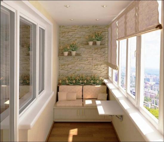 Еще одного уютное помещения в квартире