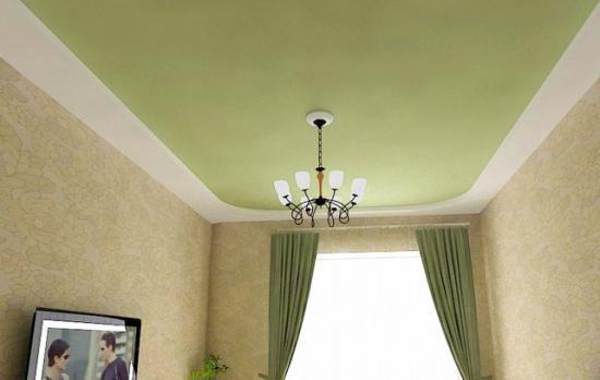 Монтируется тканевый потолок любым доступным способом — на деревянные пристенные штапики, на металлический профиль, закрепленный к стенам