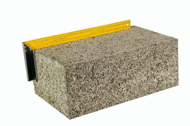 Арболитовые блоки1