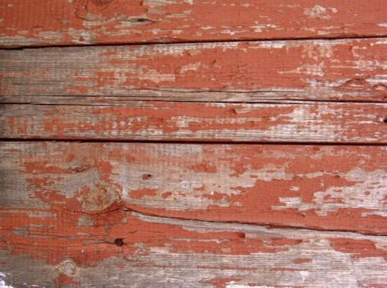 Текстура старой крашеного дерева