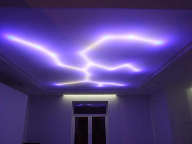 подсветка из светодиодных лент