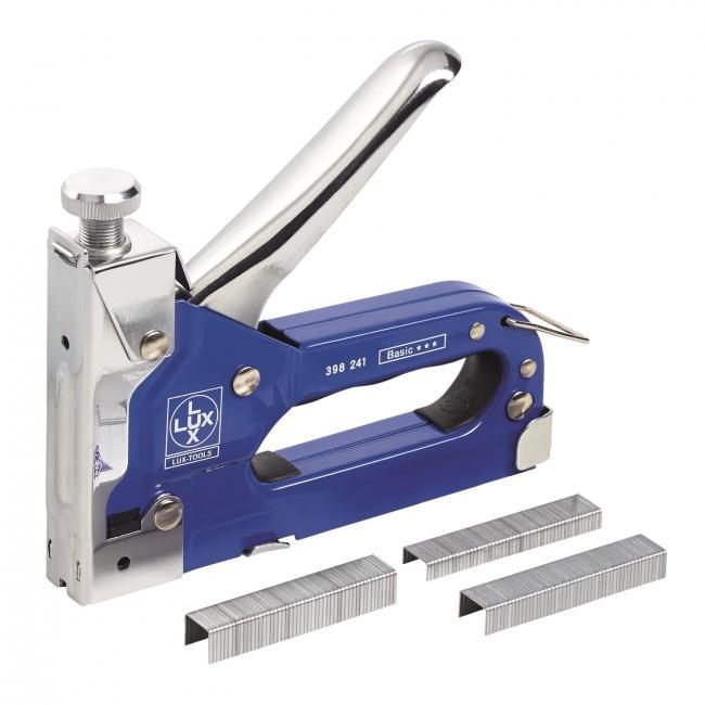 Ручной пружинный степлер
